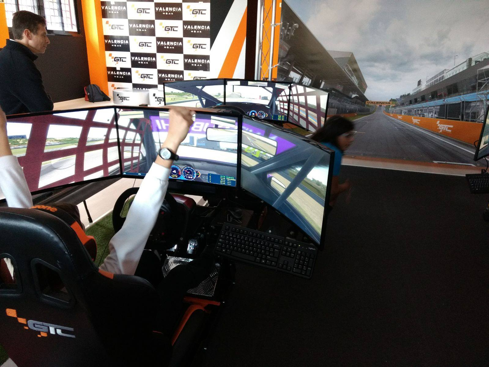 Circuito Virtual : Circuito virtual de valencia